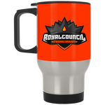 s-rc STAINLESS STEEL TRAVEL MUG