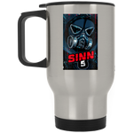 s-s5 STAINLESS STEEL TRAVEL MUG