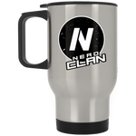 s-nc STAINLESS STEEL TRAVEL MUG