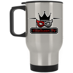 s-kq STAINLESS STEEL TRAVEL MUG