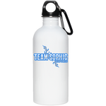 s-so STAINLESS STEEL WATER BOTTLE