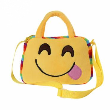 agd- EMOJI SHOULDER BAG