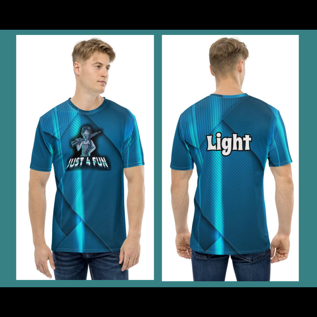 "plp ""LIGHT"" Memorial Jersey- All Proceeds Non Profit"