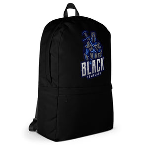 blkt Printed Backpack