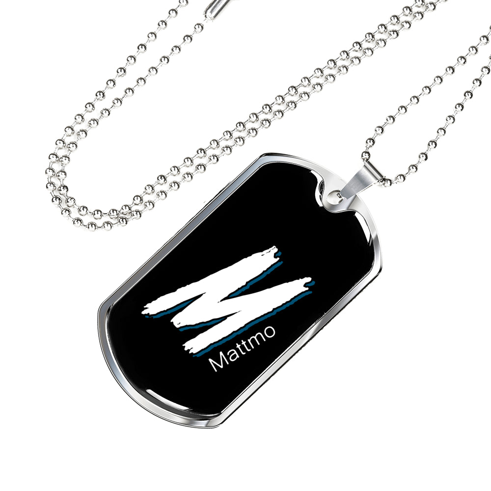 s-mm DOG TAGS