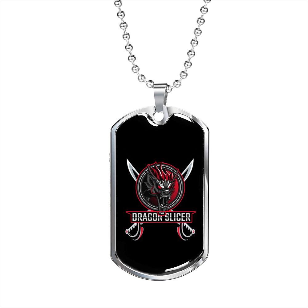 drsl Engravable Dog Tag