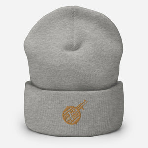 inpan Embroidered Beanie