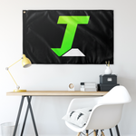 t-int WALL FLAG HORIZONTAL