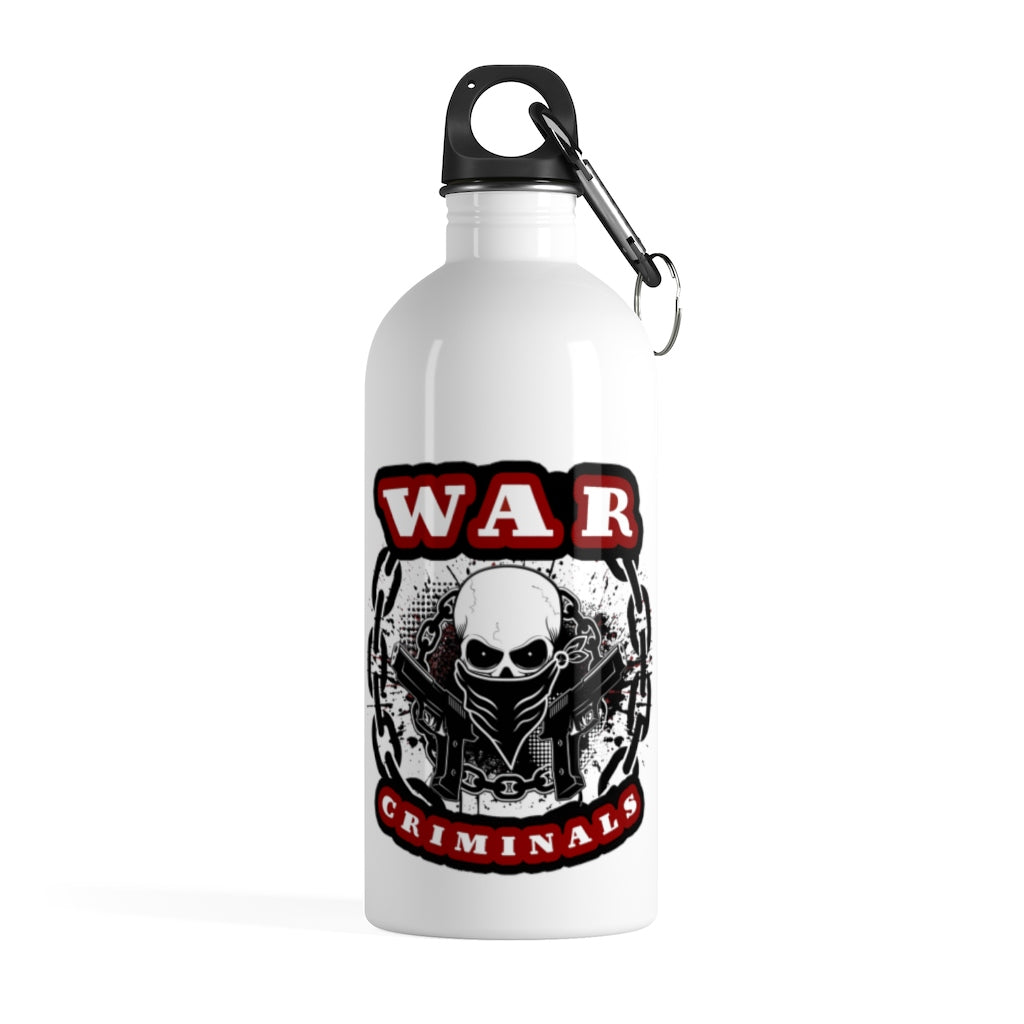 t-wc STAINLESS STEEL WATER BOTTLE