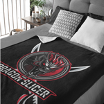 drsl Fleece Blanket