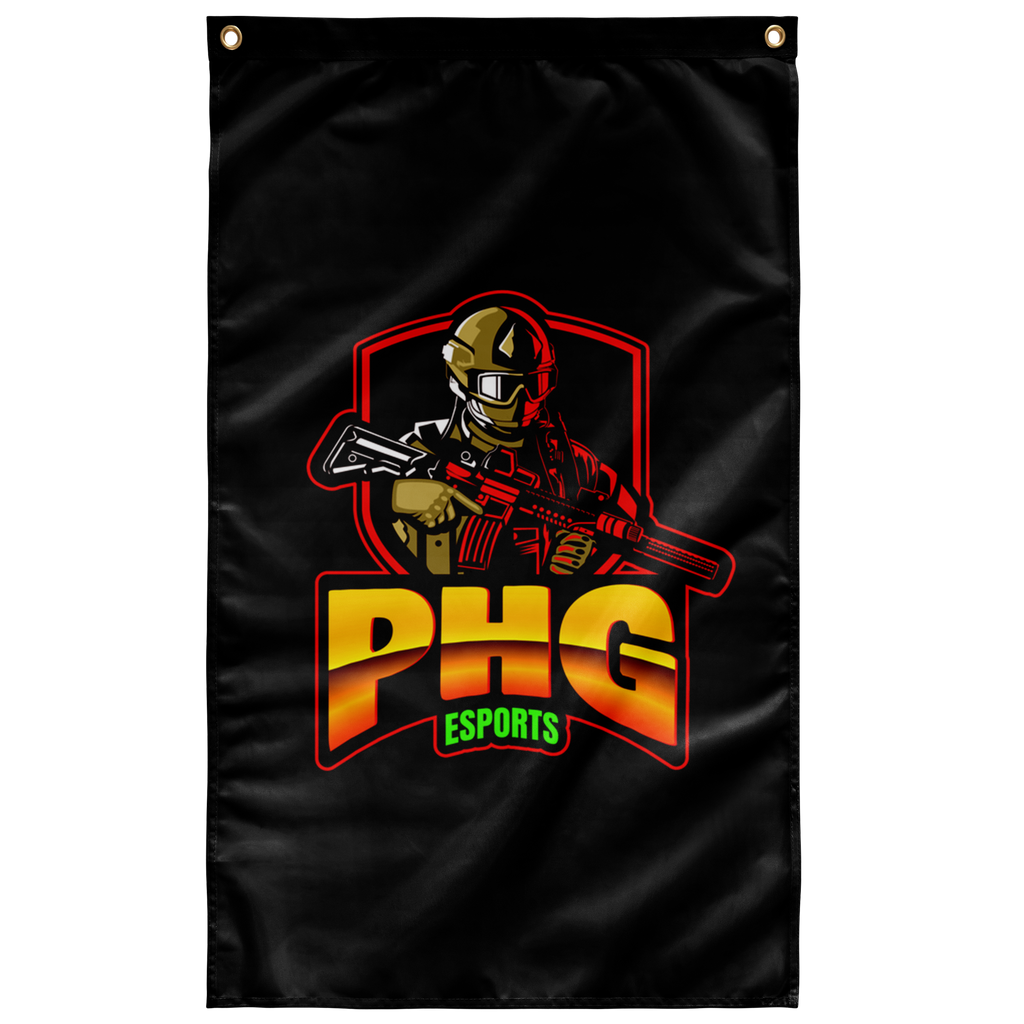 t-phg WALL FLAG VERTICAL
