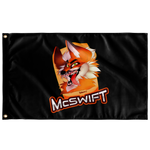 s-sw WALL FLAG HORIZONTAL