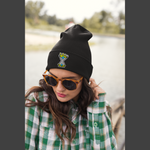 s-had EMBROIDERED BEANIE