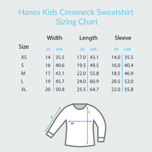 s-ith KIDS SWEATSHIRT