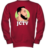 s-jc KIDS SWEATSHIRT