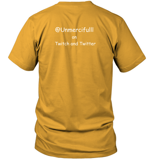 as-un ADULT T SHIRT