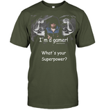 s-vg SUPERPOWER SHIRT