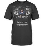 s-t5 SUPERPOWER SHIRT