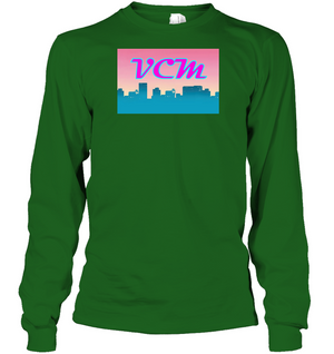 s-vcm LONG SLEEVE SHIRT