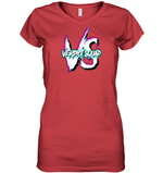 s-vs LADIES V NECK