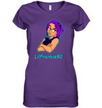 s-l90 LADIES V NECK