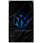 ndex WALL FLAG VERTICAL