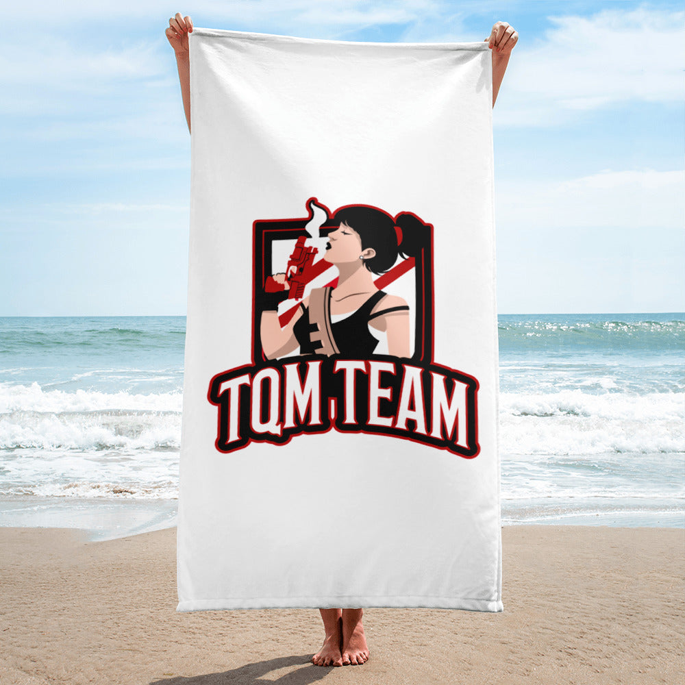 s-tqt BEACH TOWEL