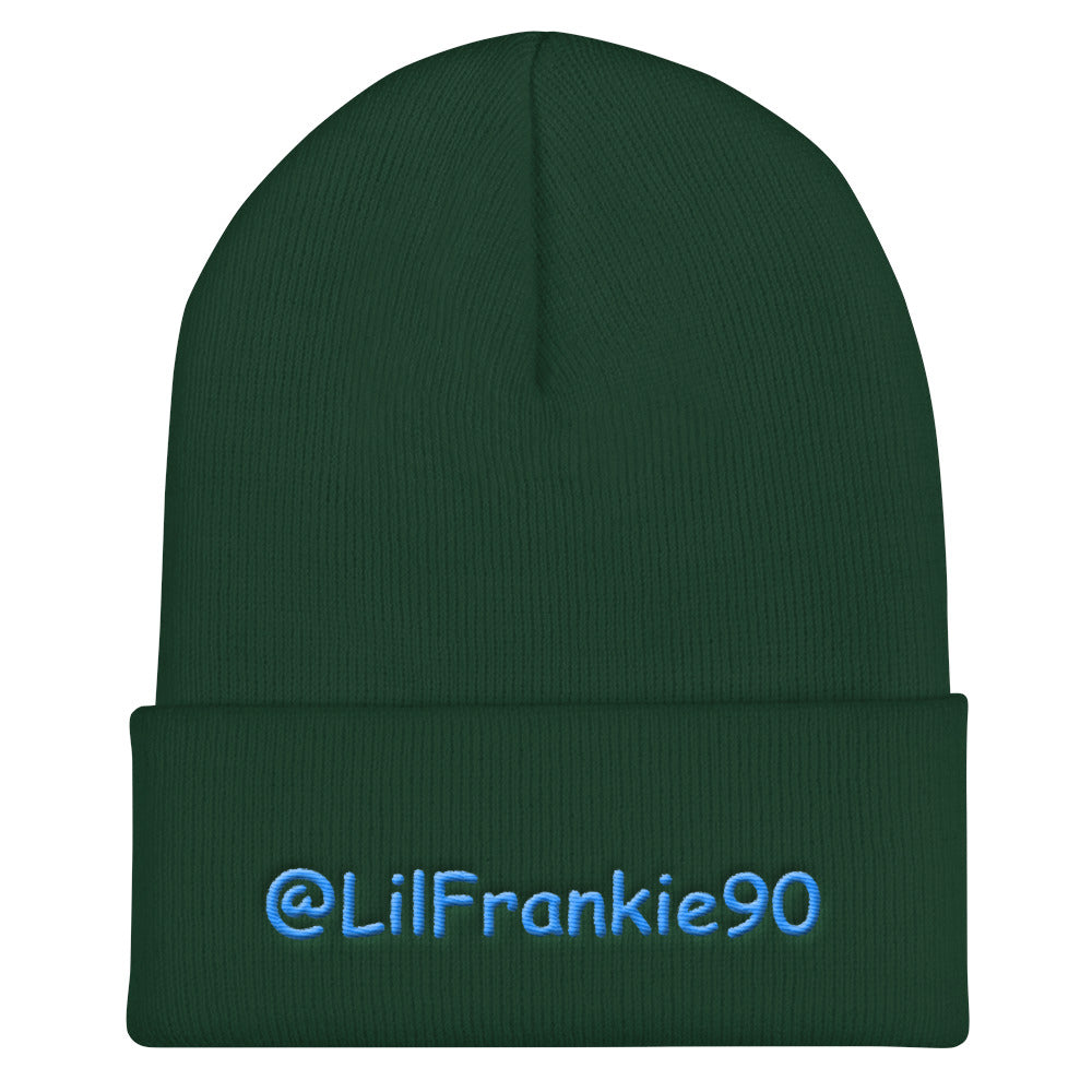 s-L90 PUFF EMBROIDERED BEANIE!