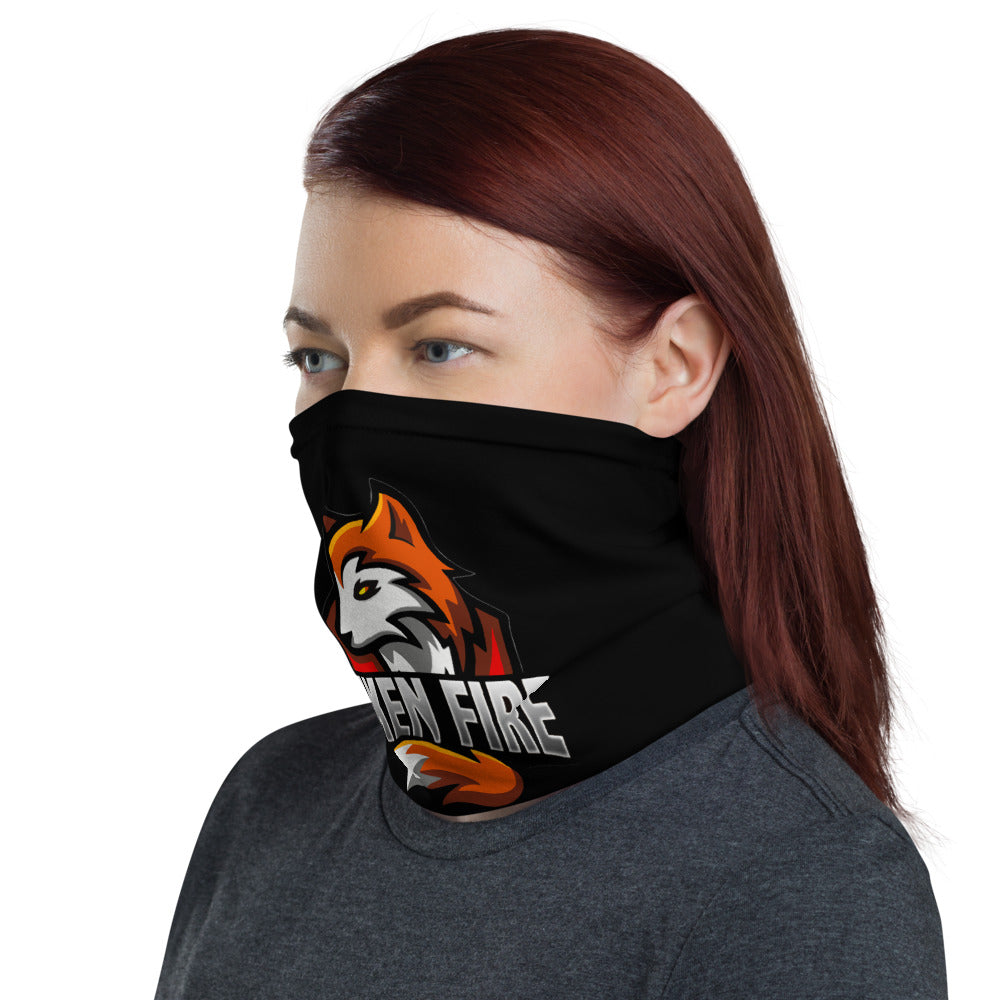 s-ff FACE MASK/ NECK GAITER BLACK!