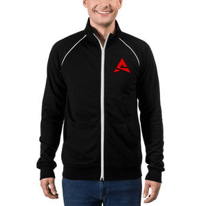 s-ai PIPED FLEECE JACKET