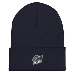 s-ice EMBROIDERED BEANIE