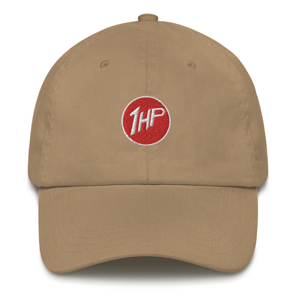 t-1hp EMBROIDERED DAD HAT
