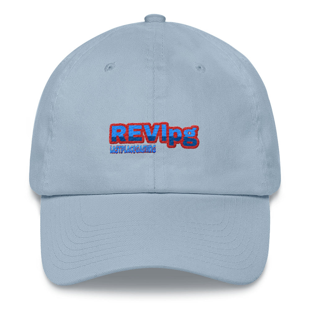 s-rev EMBROIDERED DAD HAT