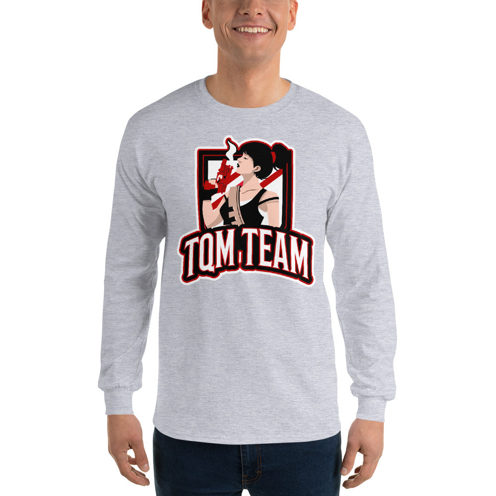 s-tqt LONG SLEEVE SHIRT