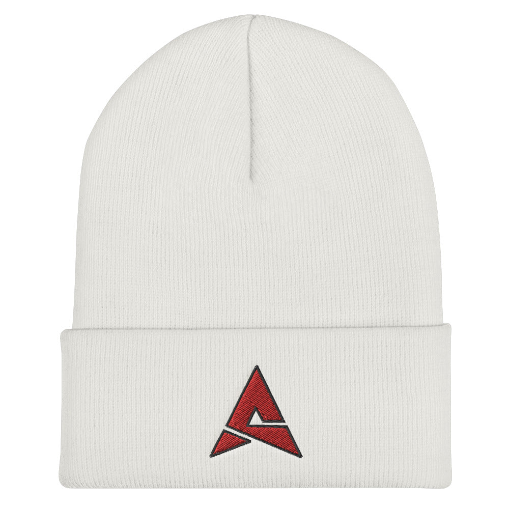 s-ai EMBROIDERED BEANIE