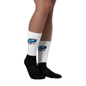 s-ice PADDED BOTTOM CREW SOCKS