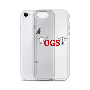 t-ogs iPHONE CASE