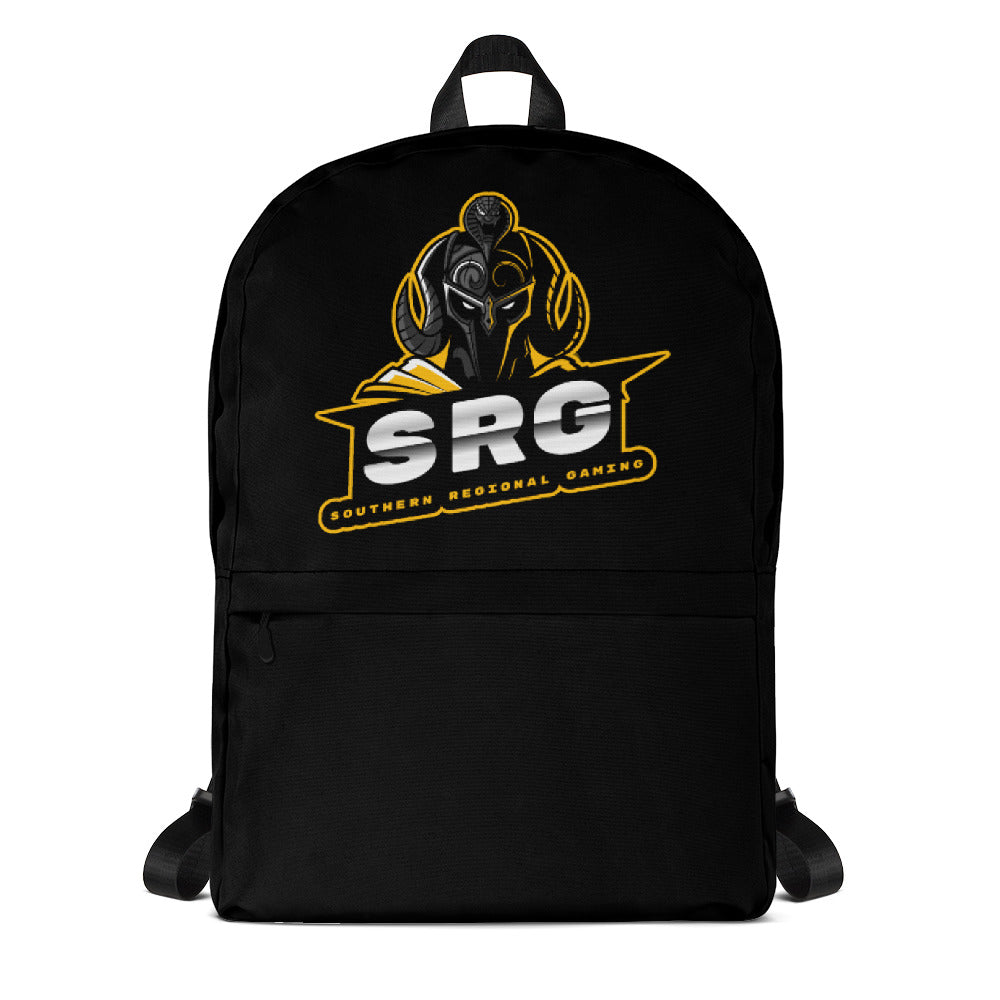 t-srg ZIP UP BACKPACK