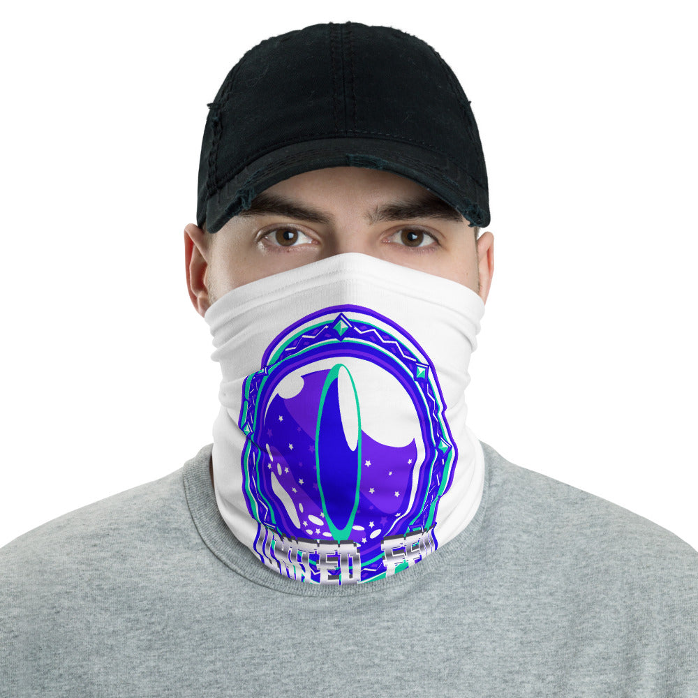 t-ufo FACE MASK/NECK GAITER!