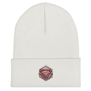 t-lg EMBROIDERED BEANIE