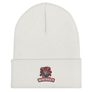 s-gw EMBROIDERED BEANIE