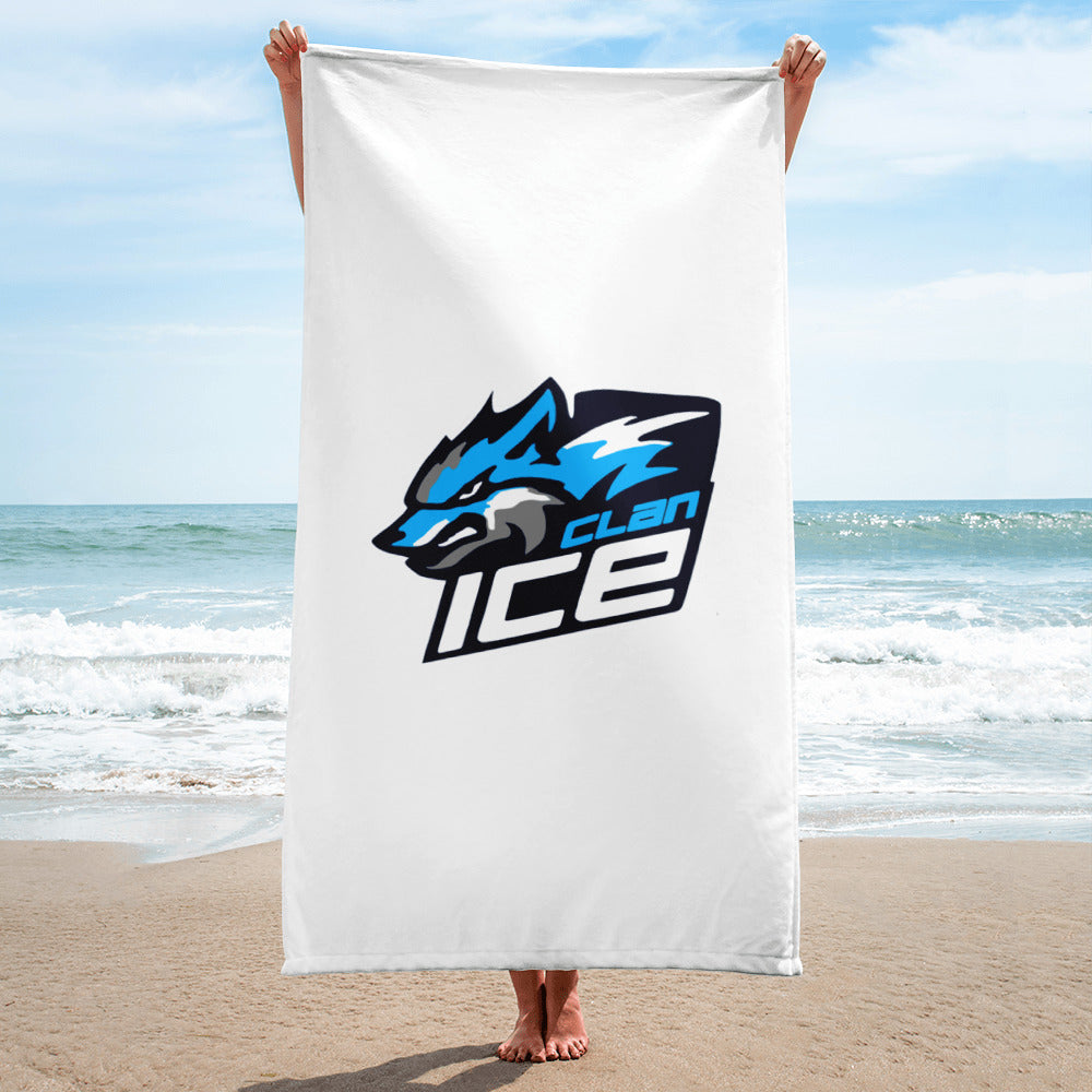 s-ice BEACH TOWEL