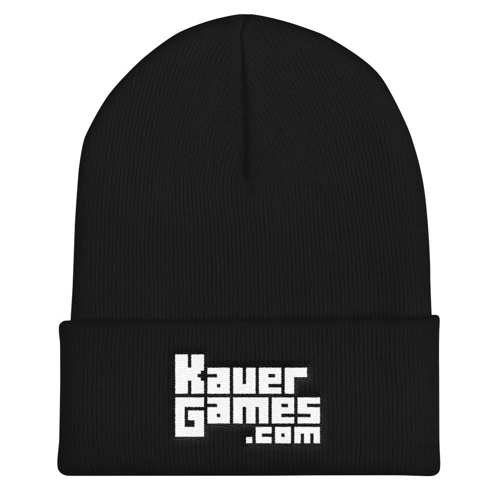 s-kg EMBROIDERED BEANIE!