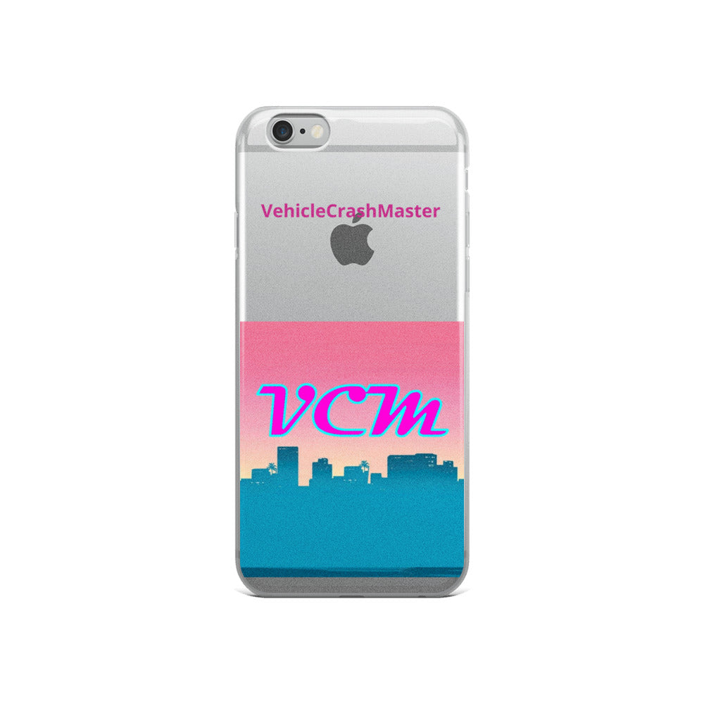 s-vcm iPHONE CASE