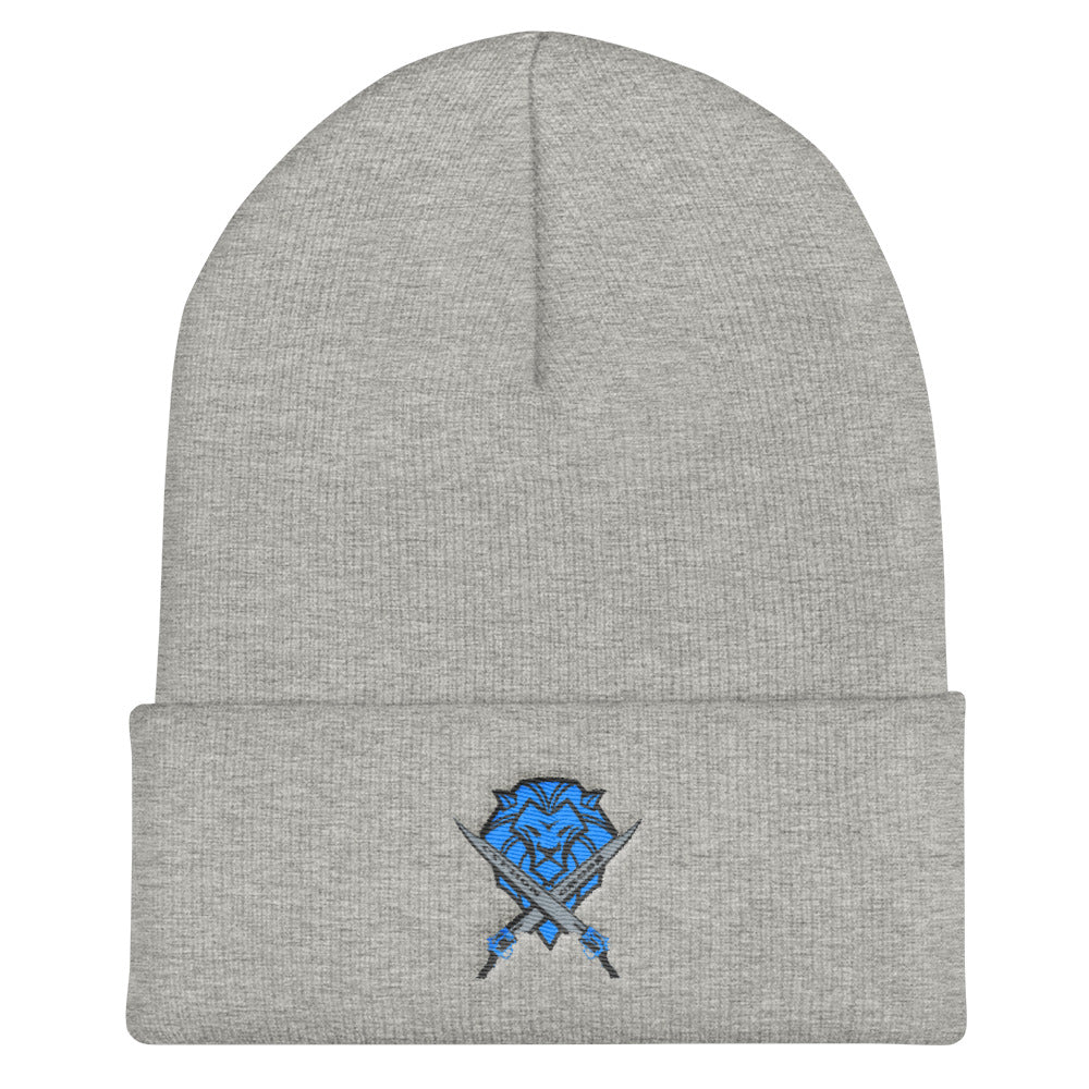 s-cc EMBROIDERED BEANIE