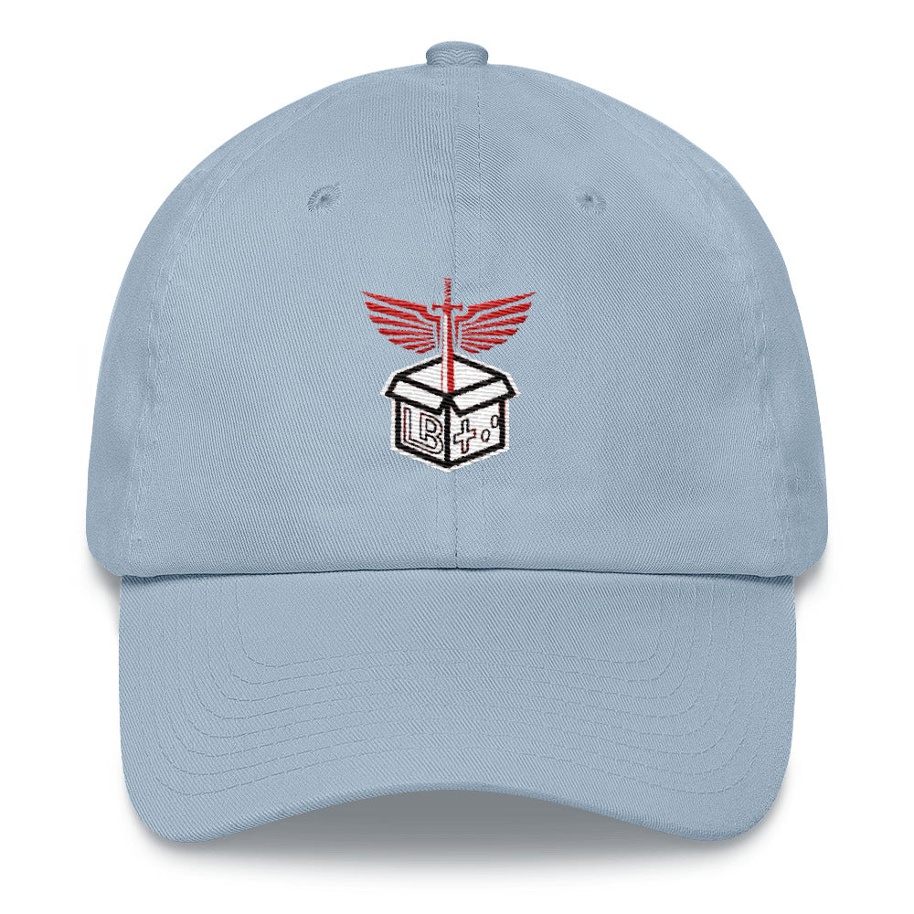 s-lb EMBROIDERED DAD HAT