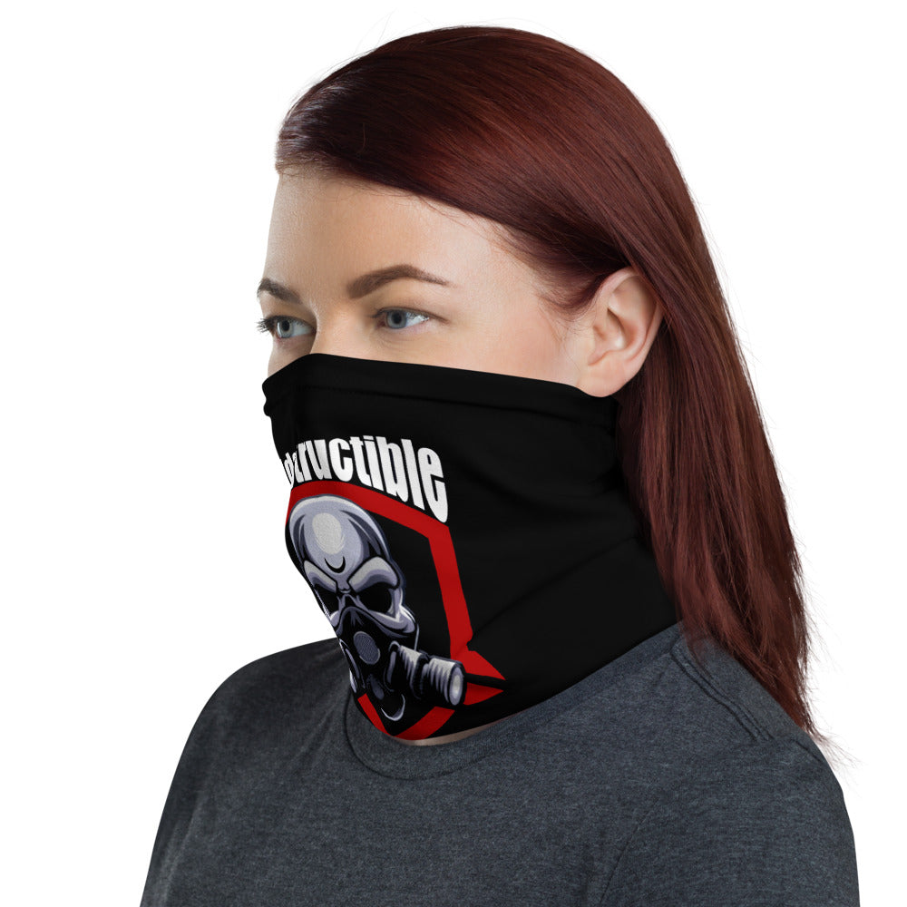 t-ind FACE MASK/ NECK GAITER BLACK!