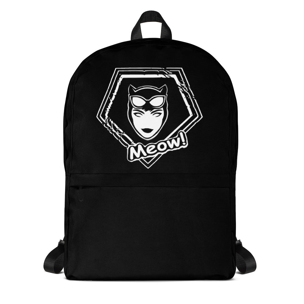 s-wcw ZIP UP BACKPACK