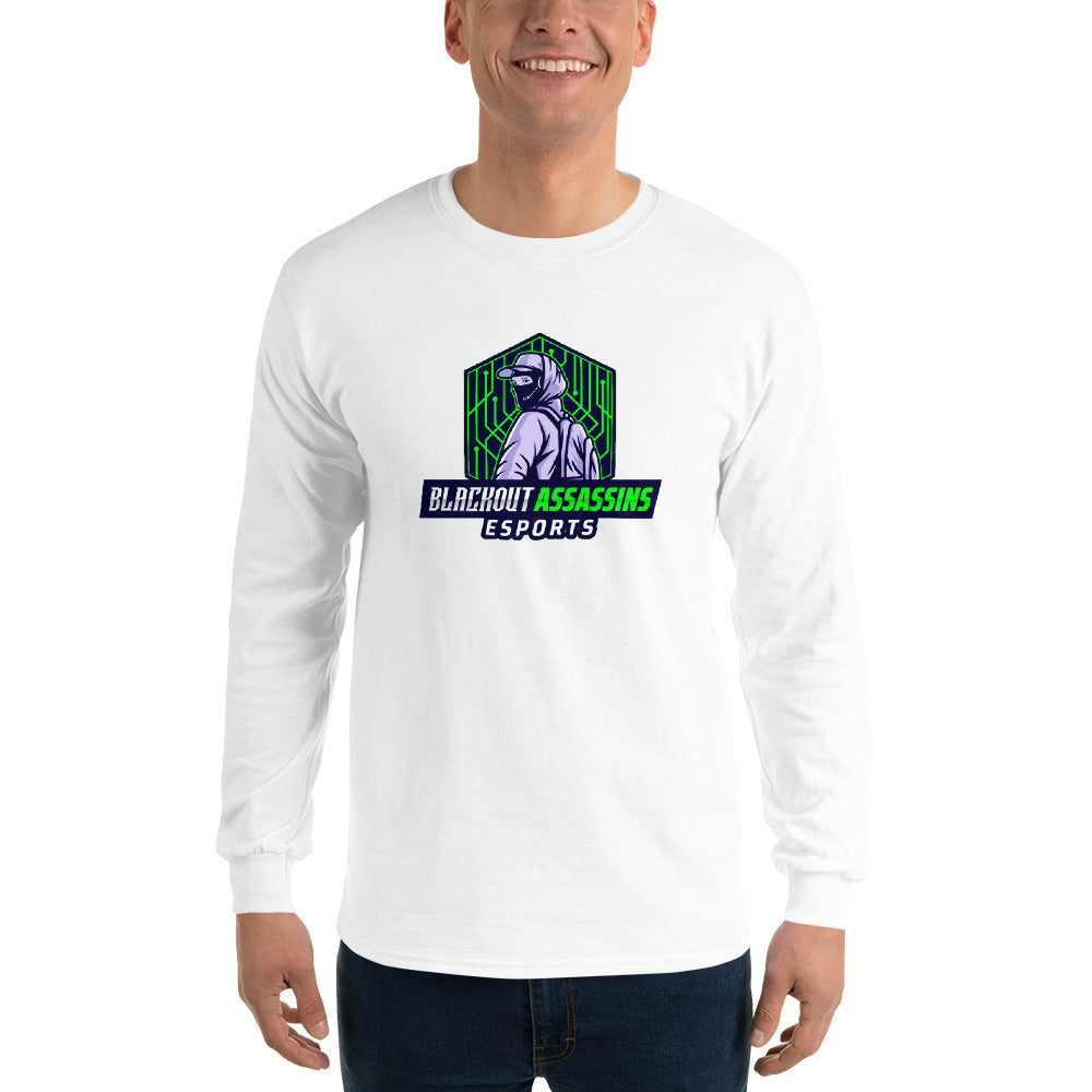 t-ba LONG SLEEVE SHIRT