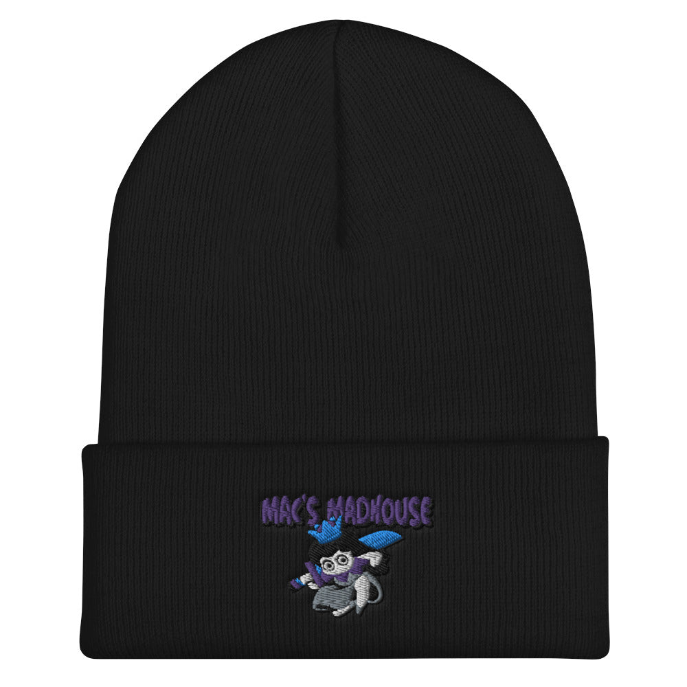 t-mac EMBROIDERED BEANIE